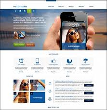 40 Beautiful Free Psd Website Templates Streetsmash