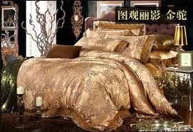 wonderful luxury king size bedding sets gold camel lace inside best comforter decor 3
