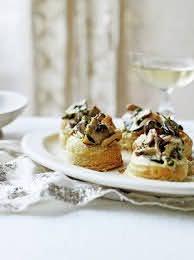 mushroom vol au vent jamie oliver