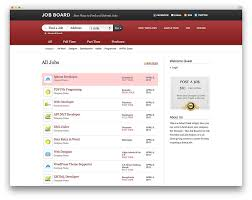 20 best job board themes and plugins for wordpress 2016 colorlib job board by templatic