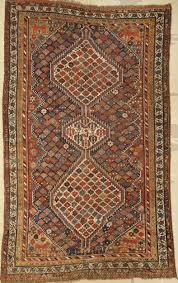 antique qashqai rug santa barbara design center
