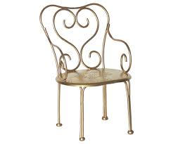 vintage chair. Delighful Chair Gold Vintage Chair Mini To Chair