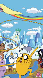 We've gathered more than 3 million images uploaded by our users and sorted them by the most adventure time characters in an artistic way for your phone wallpaper. Aesthetic Adventure Time Wallpaper Download Adventure Time Wallpaper Adventure Time Iphone Wallpaper Iphone Cartoon