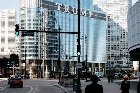 Illinois Sues Trump Tower Over Wastewater Discharged Into the Chicago River  - The New York Times