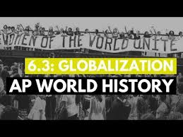 Spec Chart Ap World History Ap World Period 6 Review 1900 C E To Present Modern