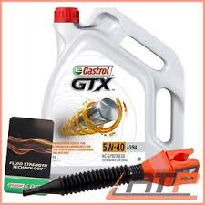 image is loading 5 l litre castrol gtx 5w 40 a3