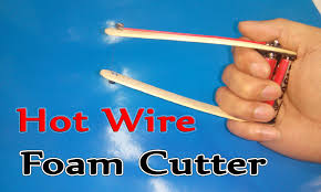 hot wire foam cutter 15 steps pictures