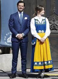 Swedish Royal Family Celebrate Sweden's National Day 2019   Princess sofia  of sweden, Traditional outfits, Princess sofia