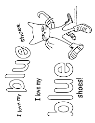 Pete The Cat Coloring Page The Sun Flower Pages