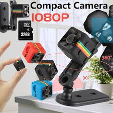 Qoo10 - SQ11 <b>Mini Camera</b> 1080P Sport <b>DV Mini</b> Infrared Night ...