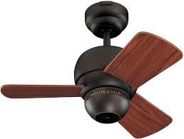 Micro 24 24 Inch 3 Blade Ceiling Fan Damp Location Roman