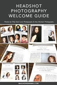 Free Headshot Template Headshot Template Magazine Template Marketing Ideas Professional