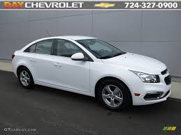 2016 Summit White Chevrolet Cruze Limited LT #111567336 Photo #9 ...