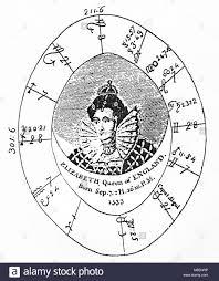 Horoscopes Elizabeth 1 Queen Of England The Horoscope Of