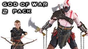 <b>NECA GOD of WAR</b> Ultimate 2 Pack Action Figure Review - YouTube