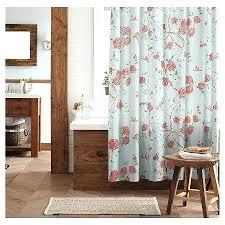 bird shower curtain target botanical coffeeandkatie