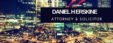 international business attorney lawyer solicitor daniel h erskine