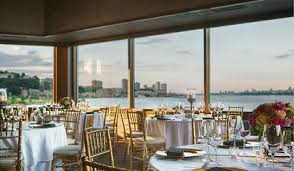 Chart House Weehawken Reception Venues Weehawken Nj