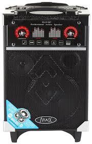 <b>MAX</b> Q67, Black <b>портативная акустическая</b> система — купить в ...