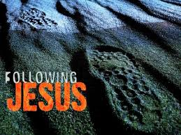 Image result for pictures of following Jesus