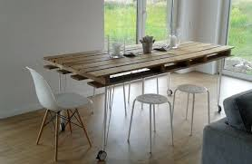 Introduction: Diy Pallet Dining Table
