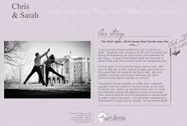 Wedding Website Our Story Wedding Ideas 2018