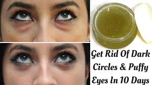 eye cream for puffy dark circles