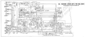 fordification com tsb database • view topic article 1268 turn vehicles built after mid 1967 part 1 1968 thunderbird exterior lamps and turn signal circuits vehicles built after mid 1967 part 2