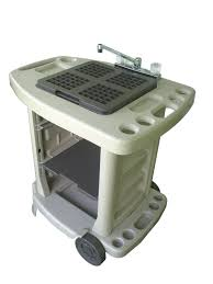 Camping Kitchen Storage  TechethecomCamping Kitchen Sink