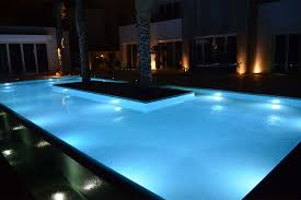 Floating Pool Fountain With Lights Fountains Swimming Pools Fire Features Aquashi