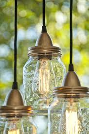 Jar Lamp DIY