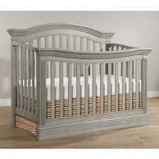 gray nursery furniture. stella baby trinity 2 piece nursery set in chateau crib 5 drawer dresser gray furniture s