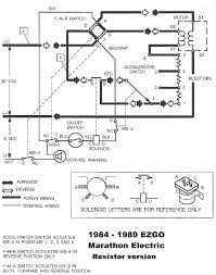1988 ezgo medalist wiring diagram wiring diagram user