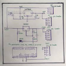 5v And 12v Power Supply Design Arduino Power Supply Shield With 3 3v 5v And 12v Output
