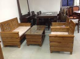 Magnificent How To Make Wooden Sofa Set Also Interior Home