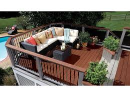 wood deck cost. Budgeting For A Deck Wood Cost