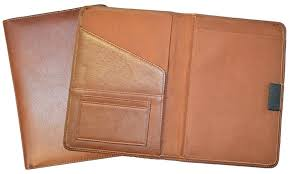 leather legal pad portfolio tan full grain junior leather portfolio legal pad holder