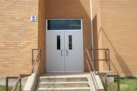 school doors. Glass School Doors And E