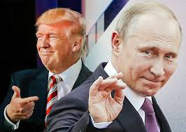 Image result for トランプ プーチン会談