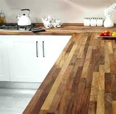 diy wood kitchen countertops charming and classy