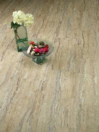 high quality vinyl flooring with stone look might be an easy care replacement for tile end