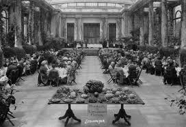 grand conservatory exhibition hall at longwood gardens