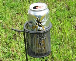 lawn party drink holder