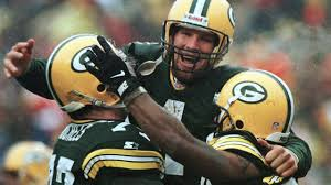 your top five brett favre memories world leader in green bay packers