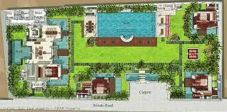 5 Bedroom Villa Seminyak Style Design Impressive Design Ideas