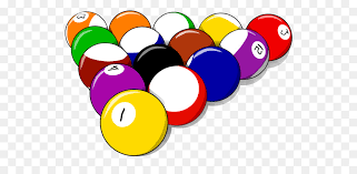 pool table balls clipart. Simple Pool Table Billiards Pool Billiard Balls Clip Art  POOL RACK Inside Clipart S