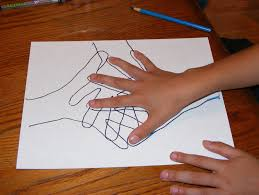 ten kids and a dog sister anne s hands and cubism art sister anne s hands and cubism art