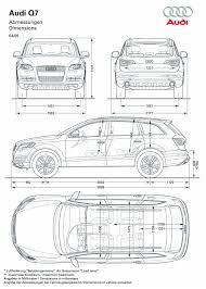 Dimensions Of Audi Q7 - Auto Express