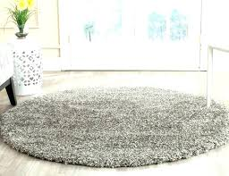 Oval Jute Rug Round 8 Medium Size Of 3