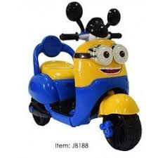 PA Toys Kid Minion Scooter Age 2-4 at Rs 4250 /piece | Bachchon Ka